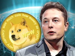 Dogecoin y el aumento del 20% gracias a Elon Musk