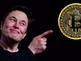 Elon Musk consigue que el Bitcoin baje un 16%