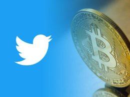 Bitcoin es una tendencia clave para Twitter, una de tres.