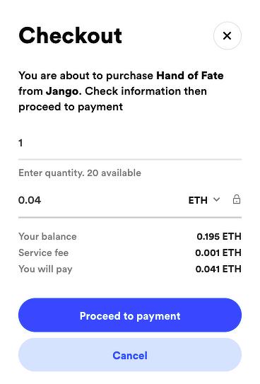 Realizar el pago.