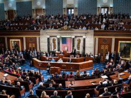 El Senado de Estados Unidos votó a favor de la enmienda para el proyecto de ley de infraestructura de Biden.