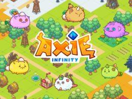 El token de Axie Inifinity (AXS) sube en una semana más de un 70%