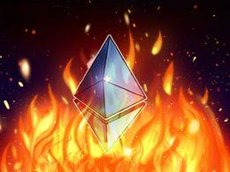 Ethereum se enfrenta a un error de software que afecta a más de la mitad de la red.