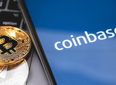Las acciones de Coinbase caen en picado