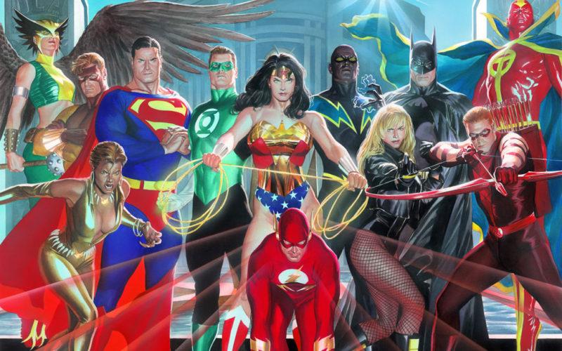 DC Comics regalará NFT de sus personajes