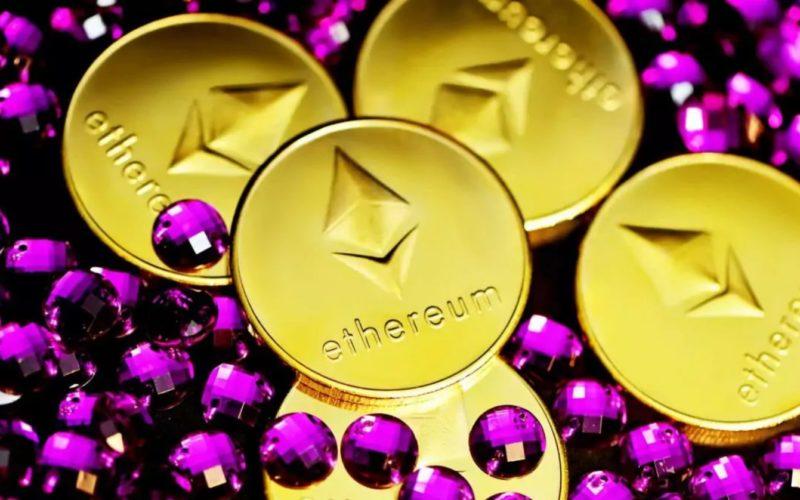 Más de $ 1 mil millones de Ethereum fue quemado